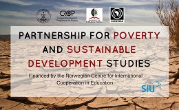 Partnership for Poverty and Sustainable Development Studies