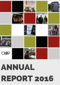 Annual report 2016 front page
