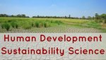 Thematic Focus- Human Development and Sustainability Science