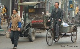 Reflections on Recent Welfare Reform in China