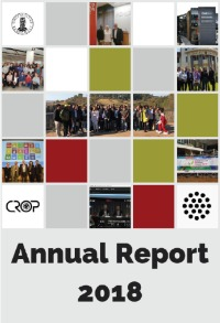 CROP ANNUAL REPORT 2018