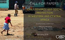 Child Poverty and Social Protection in Western and Central Africa