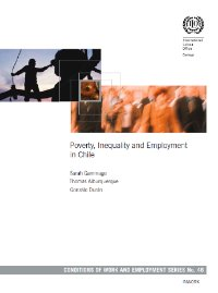 Poverty, Inequality and Employment in Chile