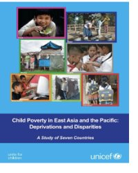 Child Poverty in East Asia and the Pacific: Deprivations and Disparities
